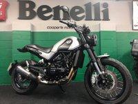 USED 2018 68 BENELLI LEONCINO TRAIL Leoncino Trail