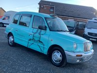 USED 2006 56 LONDON TAXIS INT TX2 LTI 2.4 SILVER AUTO  LONDON TAXI, AUTO, AC, WHEELCHAIR ACCESS, 6 SEATER
