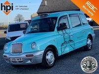 2006 LONDON TAXIS INT TX2