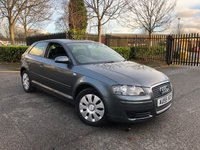 USED 2005 55 AUDI A3 1.6 SPECIAL EDITION 8V 3d 102 BHP