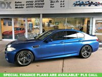 2012 BMW M5 4.4i SALOON 552 BHP £20995.00