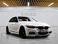 USED 2014 64 BMW 3 SERIES 3.0 335D XDRIVE M SPORT 4d AUTO 309 BHP + Sat/Nav, Leather Interior, Blueto
