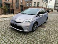 USED 2015 15 TOYOTA PRIUS 29915 Toyota Prius Hybrid Petrol Auto FRESH IMPORT PCO READY Low Miles, PCO Ready, Fresh Import, BIMTA, 0% Finance