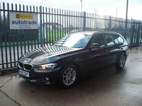 2015 BMW 3 SERIES 2.0 320d EfficientDynamics Business Edition Touring (s/s) 5dr £9000.00