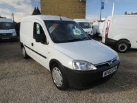 2011 VAUXHALL COMBO 2000 1.3 CDTI VAN WITH AIR-CONDITIONING! £3995.00