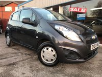 USED 2013 63 CHEVROLET SPARK 0.9 LS 5d 67 BHP