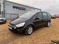 USED 2013 13 FORD S-MAX 1.6 ZETEC TDCI S/S 5d 115 BHP