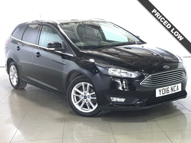 View our 2016 16 FORD FOCUS 1.5 ZETEC Navigator TDCI 5d 118 BHP