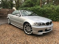 2006 BMW 3 SERIES 2.0 320CD M SPORT EDITION 2d 148 BHP £2989.00