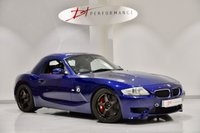 USED 2006 06 BMW Z4M 3.2 Z4 M ROADSTER 2d 455 BHP SUPERCHARGED £25K MODIFICATIONS AP BRAKES/BILSTEIN/ROLL CAGE