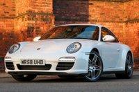USED 2008 58 PORSCHE 911 3.8 997 Carrera 4S PDK AWD 2dr NAV-CHRONO-BOSE-TURBO ALLOYS