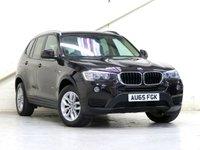 2015 BMW X3 2.0 XDRIVE20D SE 5d AUTO 188 BHP £19963.00