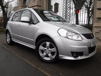 USED 2010 60 SUZUKI SX4 1.6 AERIO 5d 118 BHP *** FINANCE & PART EXCHANGE WELCOME *** AIR/CON PRIVACY GLASS KEY LESS ENTRY & GO ALLOYS CD PLAYER
