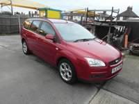 USED 2007 57 FORD FOCUS 1.8 STYLE Petrol Estate 2 owners. Full service history.