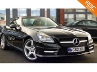USED 2012 62 MERCEDES-BENZ SLK 250 AMG SPORT CDI BLUE EFFICIENCY AUTO