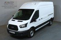 USED 2017 67 FORD TRANSIT 2.0 350 L3 H3 129 BHP LWB H/ROOF EURO 6 FWD VAN EURO 6 ENGINE SPARE KEY