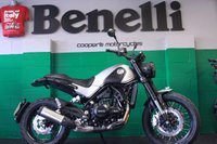 USED 2019 BENELLI LEONCINO 500 Trail ABS