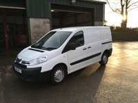 2016 CITROEN DISPATCH 1.6 1000 L1H1 ENTERPRISE HDI 90 BHP £7500.00