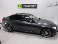 "USED 2016 66 BMW M3 3.0 M3 COMPETITION PACKAGE 4d AUTO 444 BHP AMAZING CAR WITH AMAZING SPEC  HARMAN KARDON SOUND - CARBON FIBRE - AND MORE WITH BLACK MERINO LEATHER, This is a UK car,  The car has been perfectly maintained with the all important running in service done , The car looks stunning with this colour combination  it drives fantastic too. The car has an excellent standard spec with: FULL M3 BODY STYLING - 20"" M STAR SPOKE ALLOYS - PRO SATNAV - BLUETOOTH PHONE & AUDIO STREAMING - HEATED ELECTRIC MEMORY SEATS - FRONT & REAR PARKING SENSORS - XENON H"