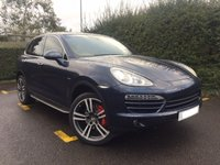USED 2011 11 PORSCHE CAYENNE 3.0 D V6 TIPTRONIC S 5d AUTO 240 BHP Sun Roof, PASM, Red Calipers