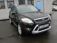 2011 FORD KUGA 2.0 TITANIUM TDCI AWD 5d 163 BHP £8980.00