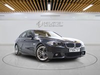 """USED 2014 64 BMW 5 SERIES 3.0 535D M SPORT 4d AUTO 309 BHP ***NO ULEZ CHARGE ON THIS CAR*** SAT NAV 