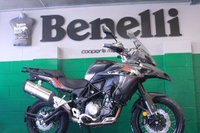 USED 2019 BENELLI TRK 502X
