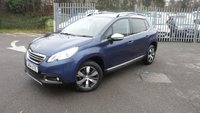 USED 2014 64 PEUGEOT 2008 1.6 E-HDI ALLURE 5d 92 BHP DUAL ZONE AUTOMATIC AIR CONDITIONING
