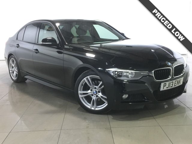 View our 2013 13 BMW 3 SERIES 2.0 318D M SPORT 4d AUTO 141 BHP