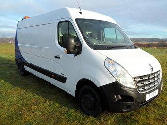 2011 RENAULT MASTER 2.3 LM35 DCI S/R 1d 125 BHP £6495.00
