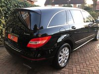 USED 2011 11 MERCEDES-BENZ R CLASS 3.0 R350 CDI 4MATIC AUTO 265 BHP 7 SEATER 5DR ESTATE +SAT NAV+PDC+PRIVACY+FSH