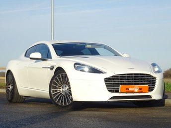 View our ASTON MARTIN RAPIDE S