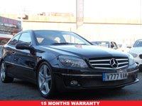 2010 MERCEDES-BENZ CLC CLASS 2.1 CLC200 CDI SPORT 3d AUTO 122 BHP £3990.00