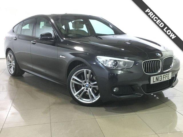 View our 2013 13 BMW 5 SERIES 2.0 520D M SPORT GRAN TURISMO 5d AUTO 181 BHP