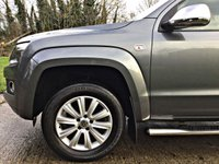USED 2016 16 VOLKSWAGEN AMAROK 2.0 DC TDI HIGHLINE 4MOTION 1d AUTO 180 BHP HIGH SPEC, LOW MILES, FULL MAIN DEALER SERVICE HISTORY