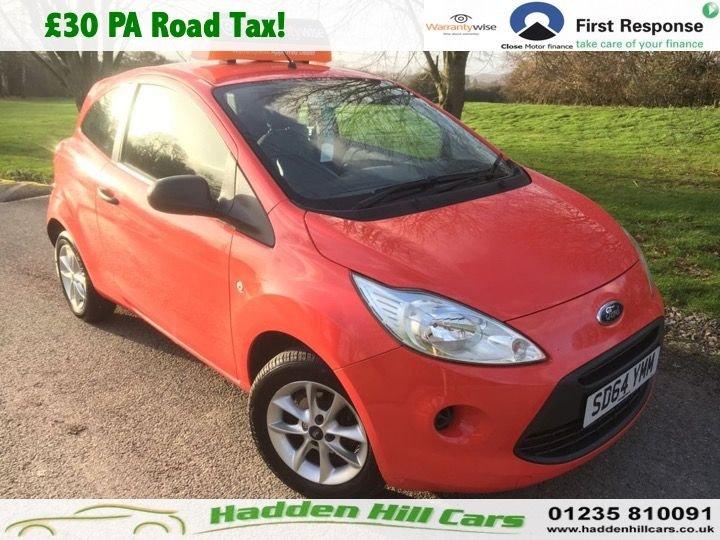 Used   Ford Ka   Studio Plus D  Pa Road Tax