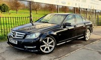 USED 2012 12 MERCEDES-BENZ C CLASS 2.1 C220 CDI BLUEEFFICIENCY AMG SPORT 4d AUTO 168 BHP 0% Deposit Plans Available even if you Have Poor/Bad Credit or Low Credit Score, APPLY NOW!