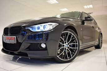 2015 BMW 3 SERIES 335D XDRIVE M SPORT 4 DOOR AUTOMATIC  £21495.00