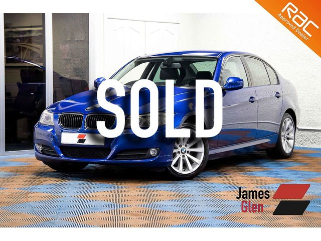 USED 2010 59 BMW 3 SERIES 2.0 318I SE BUSINESS EDITION 4d 141 BHP Two Owners | 6-Stamp Service History (Just Serviced)