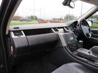 USED 2008 08 LAND ROVER RANGE ROVER SPORT 3.6 TDV8 SPORT HST 5d AUTO 269 BHP