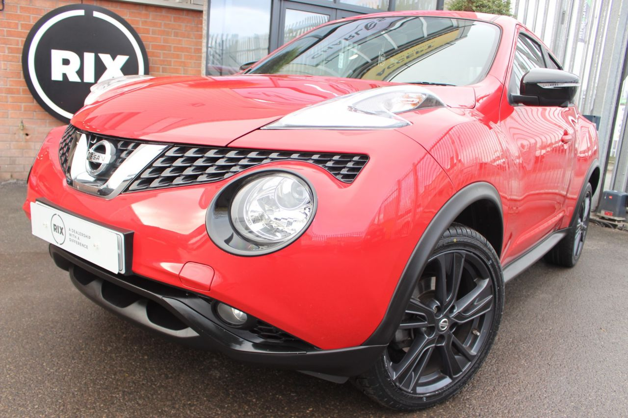 Used NISSAN JUKE for sale
