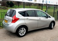 USED 2014 63 NISSAN NOTE 1.2 ACENTA 5d 80 BHP 0% Deposit Plans Available even if you Have Poor/Bad Credit or Low Credit Score, APPLY NOW!