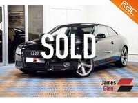 USED 2010 60 AUDI A5 2.0 TDI SPORT 2d 168 BHP Previously Supplied by Us | Very High Specification