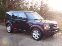 USED 2005 55 LAND ROVER DISCOVERY 3 2.7 3 TDV6 HSE 5d AUTO 188 BHP Low Tax Model