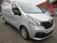 2015 RENAULT TRAFIC LL29 BUSINESS PLUS ENERGY DCI LWB 120 PS *AIR CON* £9495.00