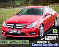 2011 MERCEDES-BENZ C CLASS 2.1 C220 CDI BLUEEFFICIENCY AMG SPORT 2d AUTO 170 BHP £10495.00