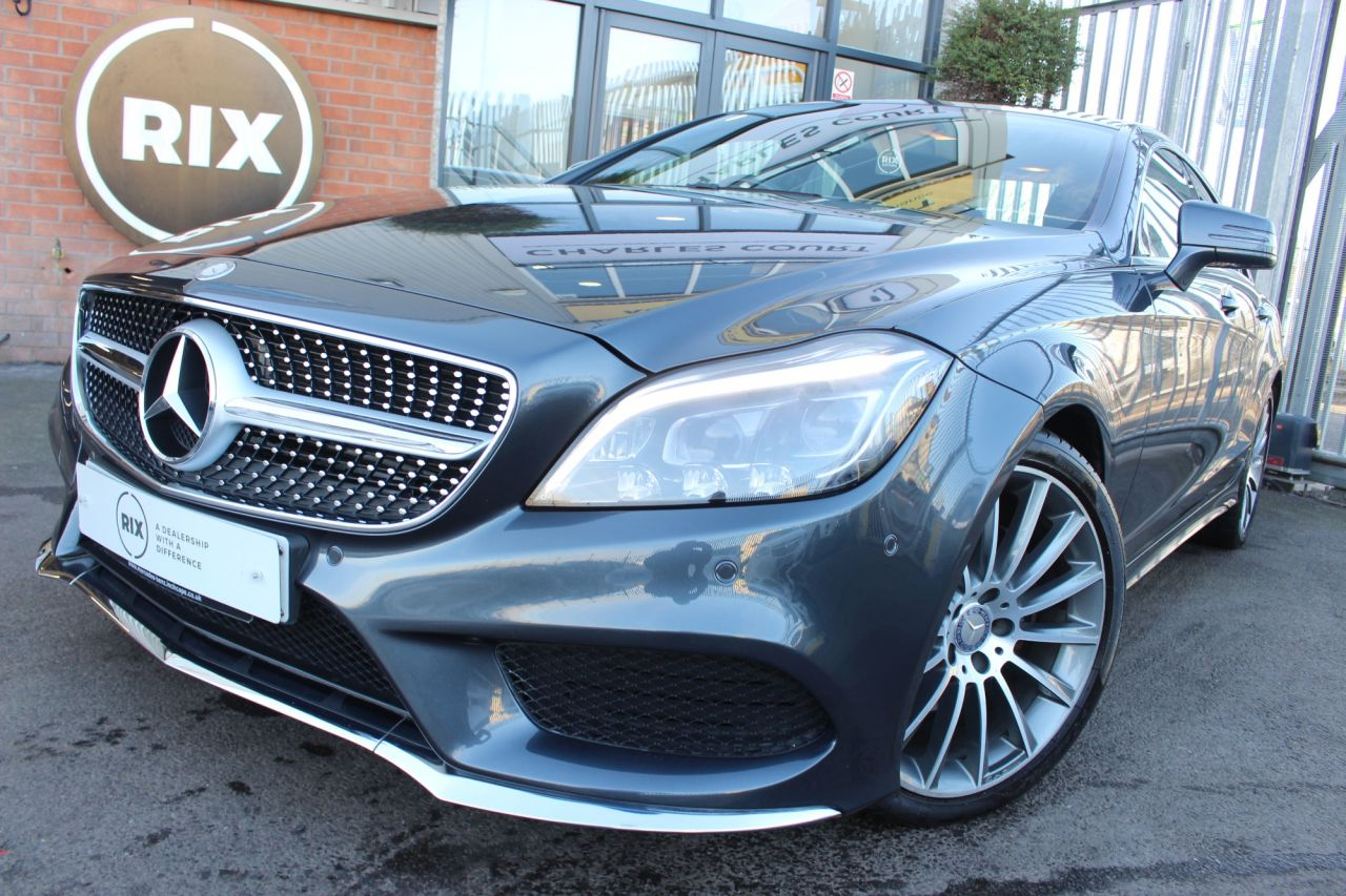 Used MERCEDES-BENZ CLS for sale