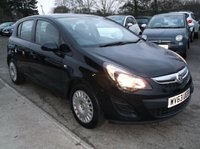 USED 2013 63 VAUXHALL CORSA 1.2 EXCLUSIV AC CDTI ECOFLEX 5d 73 BHP ****Great Value car with excellent service history****