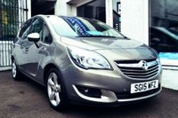USED 2015 15 VAUXHALL MERIVA 1.4 TECH LINE 5d 99 BHP *SPECIAL APRIL OFFER 2 YEARS FREE SERVICING ON THIS CAR*