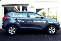 USED 2015 15 KIA SPORTAGE 1.7 CRDI 1 ISG 5d 114 BHP *SPECIAL APRIL OFFER 2 YEARS FREE SERVICING ON THIS CAR*